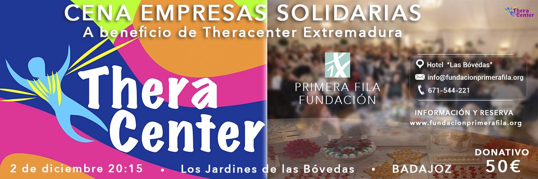 Cena Empresas Solidarias 2016