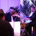Jazz Band Pedro Monty, Cristian Ivars y Diego Trejo