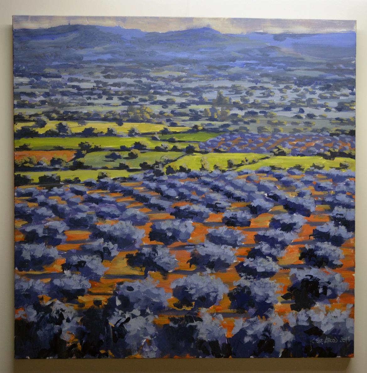Ramón De Arcos. 'Olivos de Nogales'