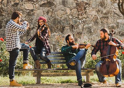 Busker String Quartet