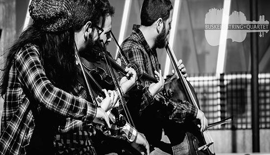 Buskers String Quartet