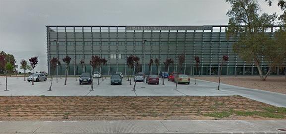 Institutos Universitarios de Investigación. Pulsa en la imagen para localización